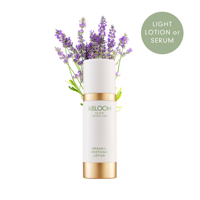 Abloom Organic Soothing Lotion 75ml
