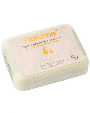 Florame Almond Traditional Soap 100g
