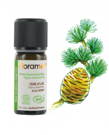 Florame Atlas Cedar ORG Essential Oil 10ml