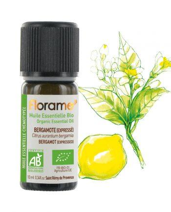 Florame Bergamot ORG Essential Oil 10ml
