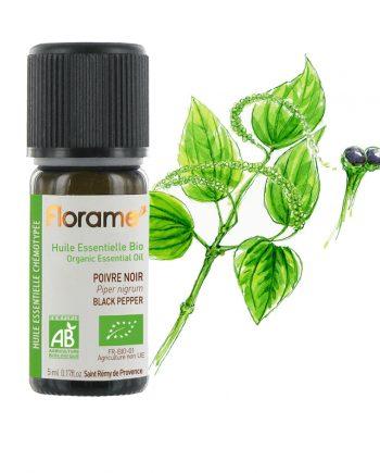 Florame Black Pepper ORG Essential Oil 5ml