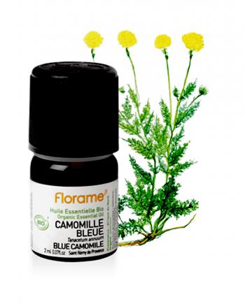 Florame Blue Camomile ORG Essential Oil 2ml