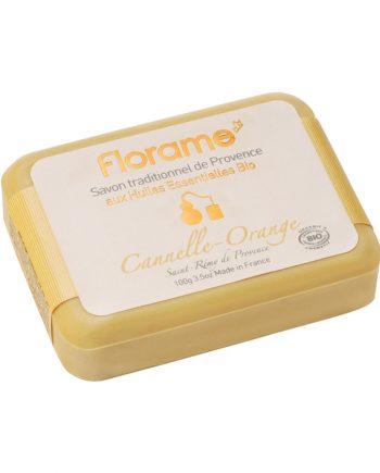 Florame Cinnamon Orange Traditional Soap 100g