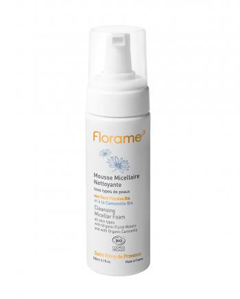 Florame Face Cleansing Micellar Foam 150ml