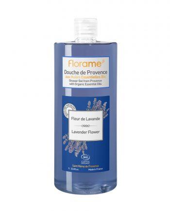 Florame Lavender Flower Shower Gel 1L