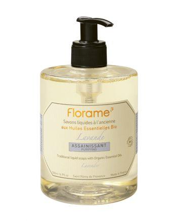 Florame Lavender Liquid Soap 500ml