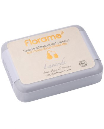 Florame Lavender Traditional Soap 100g