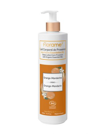 Florame Orange Mandarin Body Lotion 400ml