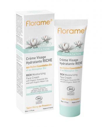 Florame Rich Moisturizing Face Cream 50ml