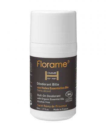Florame Roll On Deodorant 50ml