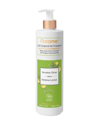 Florame Verbena Lemon Body Lotion 400ml