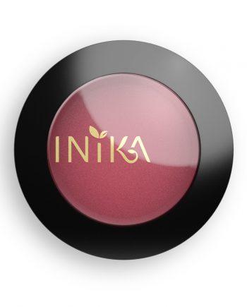 INIKA Certified Organic Lip Cheek Cream Lid On 2g