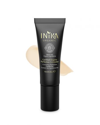 INIKA Certified Organic Perfection Concealer Very Light 10ml With Product