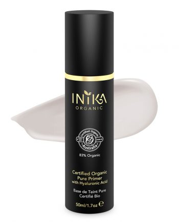 INIKA Certified Organic Pure Primer 50ml With Product