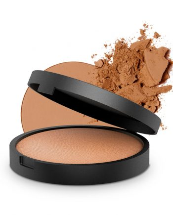 Inika Baked Mineral Bronzer 8g Sunkissed with product