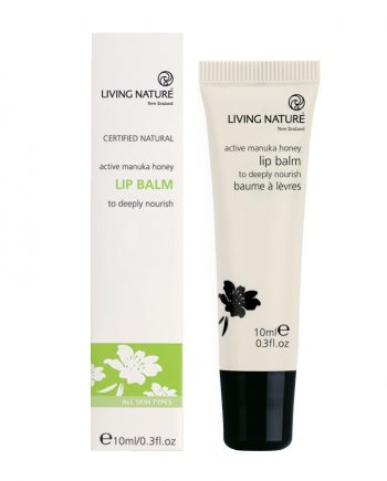 Living Nature Lip Balm 10ml
