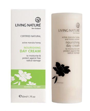 Living Nature Nourishing Day Cream 2