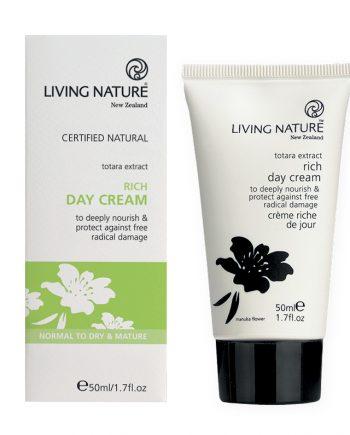Living Nature Rich Day Cream 50ml