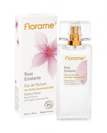 Florame Eaux De Parfum Radiant Rose 50ml