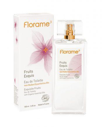 Florame Eaux De Toilette Exquisite Fruits 100ml