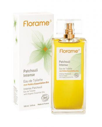 Florame Eaux De Toilette Intense Patchouli 100ml