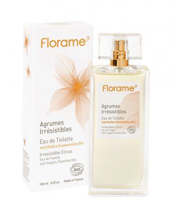 Florame Eaux De Toilette Irresistible Citrus100ml