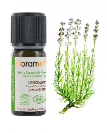 Florame Aspic Spike Lavender ORG Essential Oil 10ml