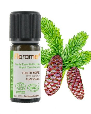 Florame Black Spruce ORG Essential Oil 5ml