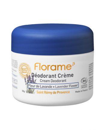 Florame Cream Deodorant Lavender 50g