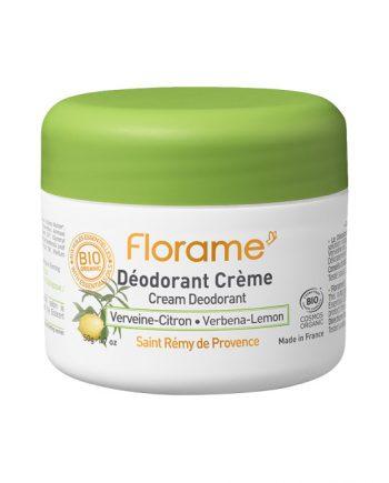 Florame Cream Deodorant Verbena Lemon 50g
