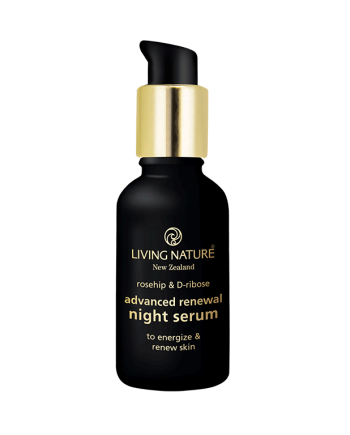 Living Nature Advanced Renewal Night Serum 30ml