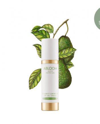 Abloom Organic Luminous SPF30+ Cream - Sunkissed