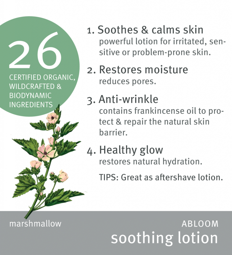 Abloom soothing lotion high res